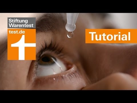 ᐅ Augentropfen Test 2017 | Die besten 7 Augentropfen im Vergleich