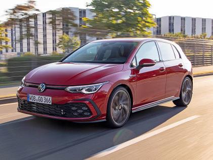 VW Golf 8 GTI (2021): Leasing, Preis, PS, Angebot VW Golf 8 GTI mit guter Ausstattung für 253 Euro netto leasen