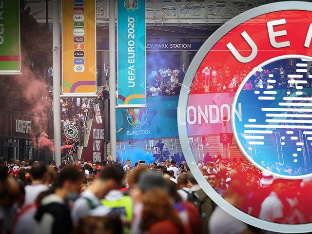 Fan-Ärger bei EM-Finale: UEFA eröffnet weiteres Verfahren gegen englischen Verband