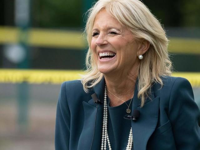 First Lady Jill Biden: Herzenswärme im Weißen Haus