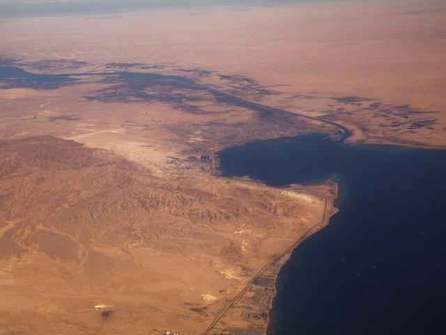 """Nach """"Ever Given""""-Haverie –Teil des Suez-Kanals soll ausgebaut werden"""