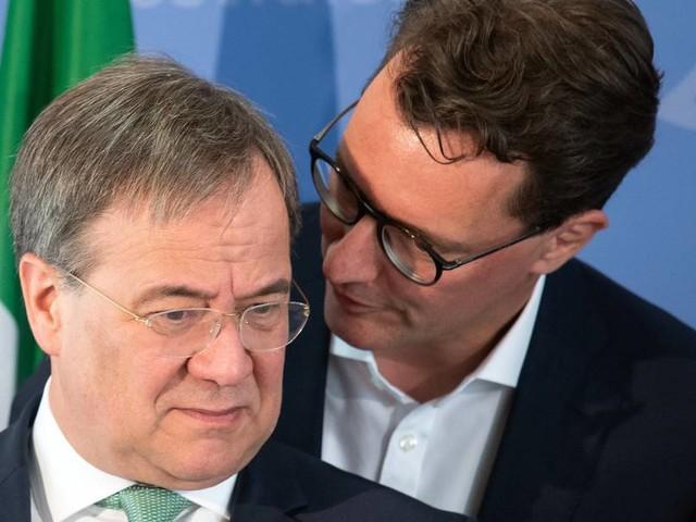 Nach Bundestagswahl: In der NRW-CDU beginnt der Kampf um die Laschet-Nachfolge