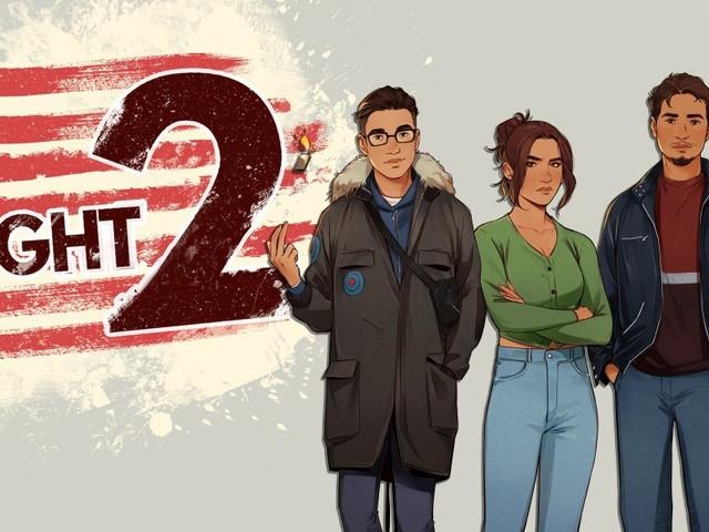 """Not Tonight 2: Düsteres Management-Rollenspiel in einem """"kaputten Amerika"""""""