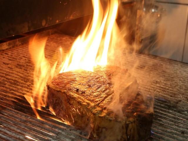 Ist das das heißeste Steak Wiens?