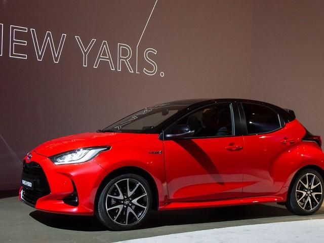 Hybrid mit Bestseller-Potenzial: Toyota stellt runderneuerten Yaris vor