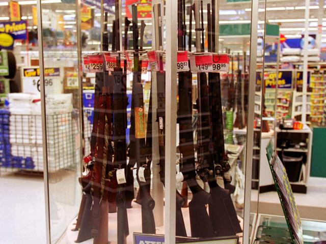 Walmart verkauft keine Ego Shooter mehr – aber Waffen gibt es weiterhin