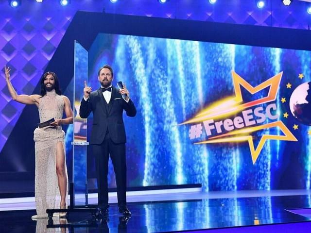Free European Song Contest: Diese bekannten Stars verkünden Länderpunkte