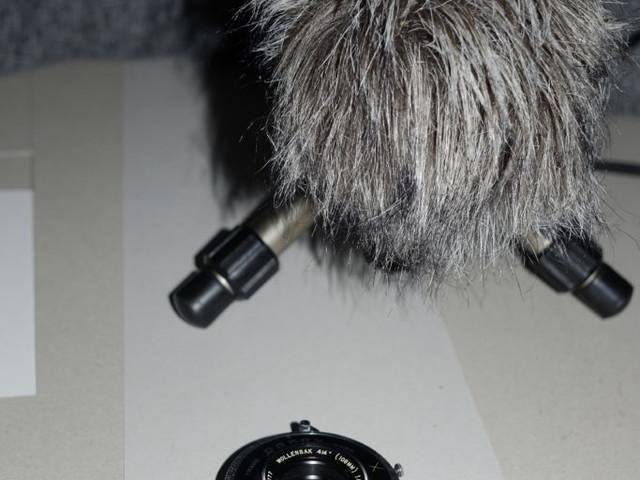 »For Sale« Geräusche fotografischer Apparate Teil 9: Wollensak Raptar f6,8/108mm in Rapax