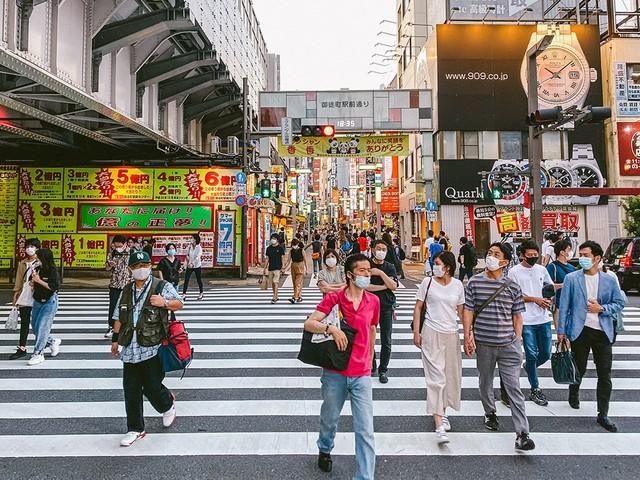 Corona-Notstand als Bürde: Japans Wirtschaft wieder geschrumpft