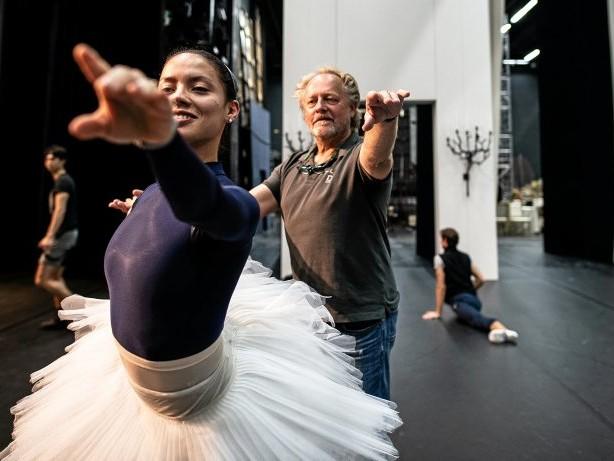 Aalto-Ballett: Dornröschen im Aalto: Märchenballett mit opulenten Kostümen