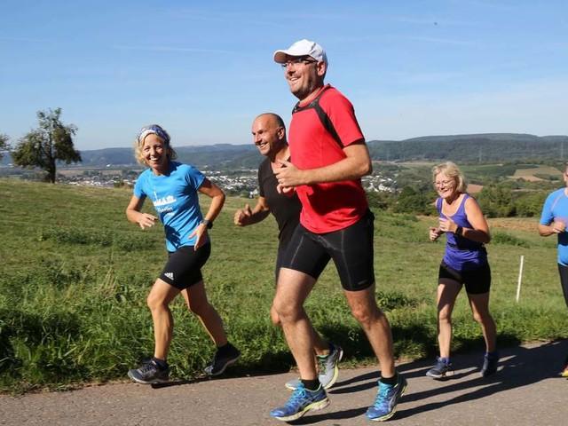 130 Teilnehmer beim neuen Stefan-Andres-Lauf
