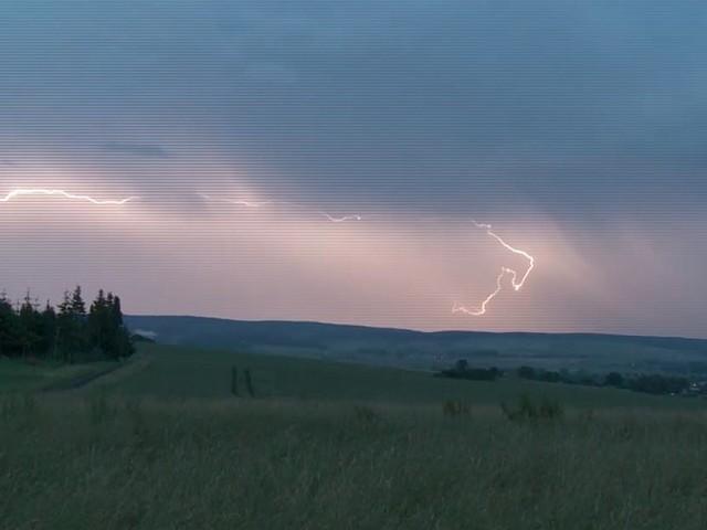 Wetter aktuell - Starkregen und Hagel: Schwere Unwetter richten Schäden in Hessen an