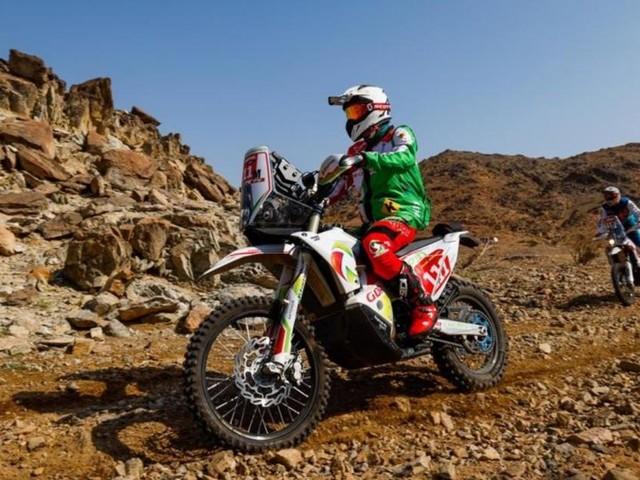 Todesfall überschattet Schlusstag der Rallye Dakar