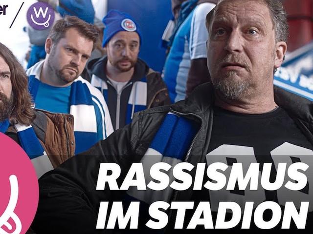 Rassismus gibt es im Fußball nicht! Oder vielleicht doch?