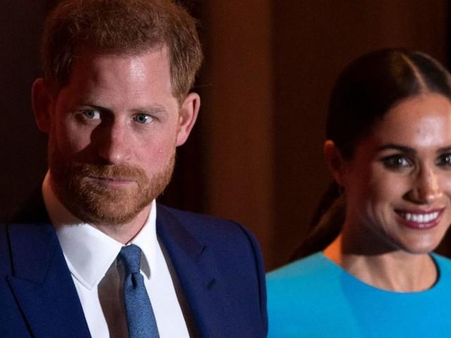 Fast die Hälfte der Briten für Titel-Entzug von Harry und Meghan