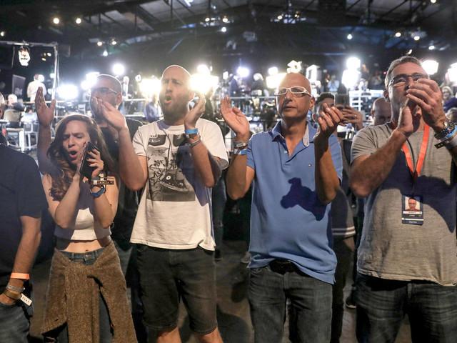 Wahl in Israel: Netanjahu und Herausforderer laut Prognose gleichauf