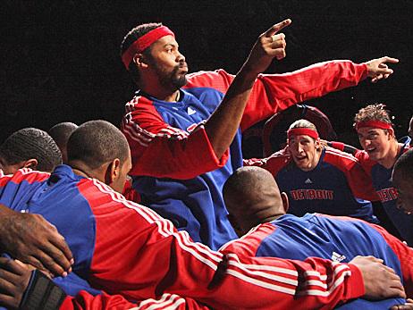 NBA: Technical-König Rasheed Wallace: Nur der Ball lügt nicht