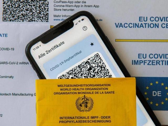 App-Funktion fehlt: Digitaler Nachweis für geimpfte Genesene kommt Ende Juni