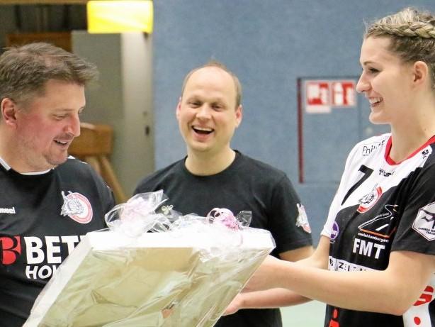 Handball: Marleen Kadenbach fällt nach Operation mehrere Monate aus