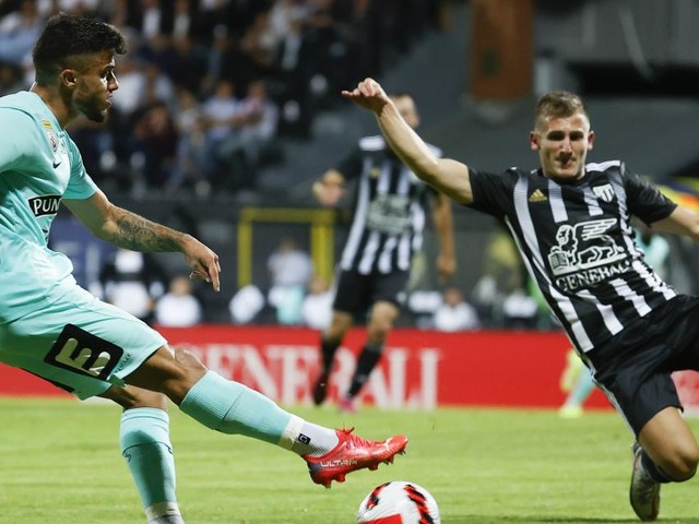 EL-Play-off live: So steht es bei Sturm Graz gegen NS Mura