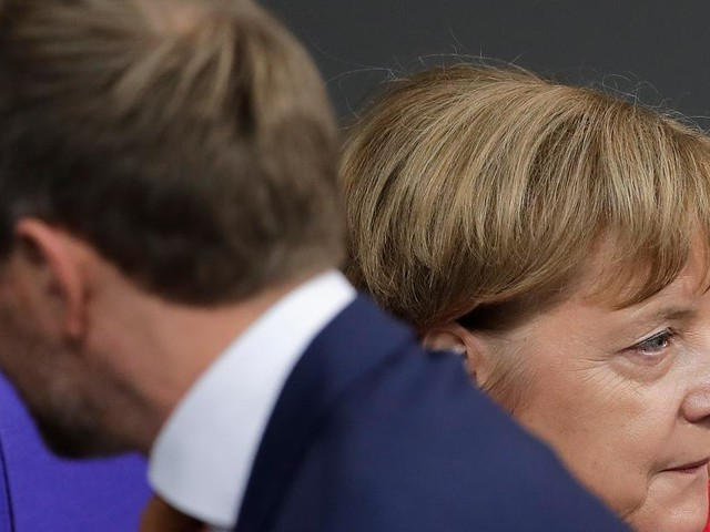 Nach Jamaika-Aus - Christian Lindner beklagt mangelnde Unterstützung durch Merkel