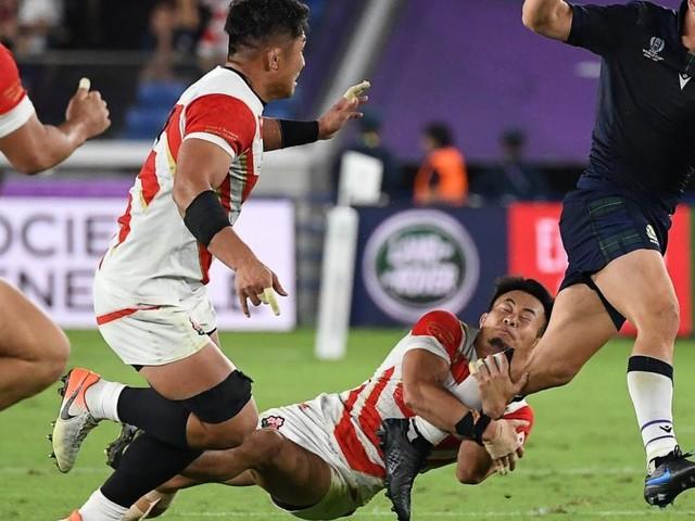 Faszination Rugby: Die Welt ist ein Rotationsellipsoid