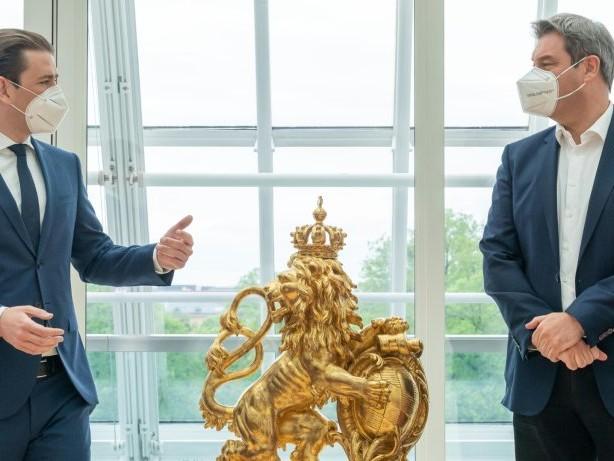 Besuche zwischen Bayern und Österreich wieder möglich