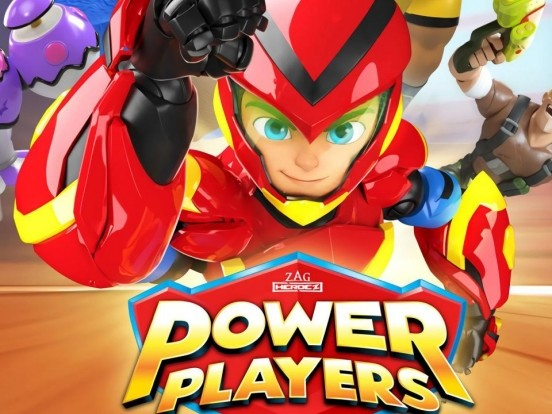 """""""Power Players"""" bei KiKa im Livestream und TV: Episode 68 aus Staffel 2 der Animationsserie"""