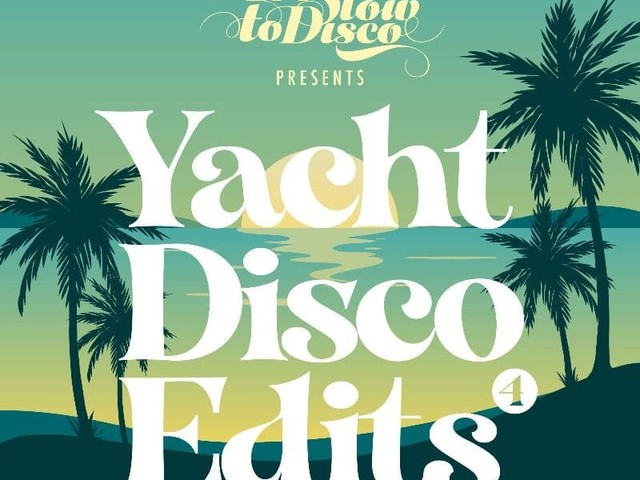 TSTD YACHT DISCO EDITS Volume 4 | DJ Supermarkt Mixtape