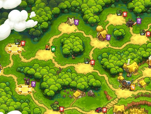 """Neuzugang bei Apple Arcade: """"Legends of Kingdom Rush"""" + weitere Updates"""