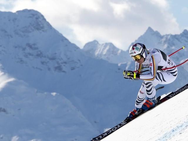 Super-G: Viktoria Rebensburg bei Mikaela Shiffrins nächstem Sieg Achte