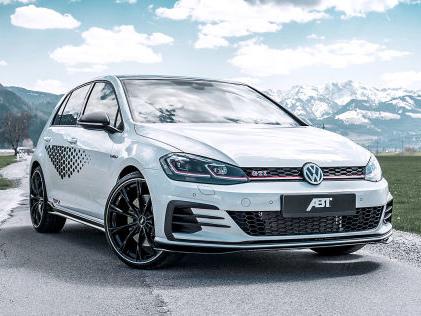 VW Golf GTI TCR Tuning: Abt Sportsline 340 PS für den GTI TCR