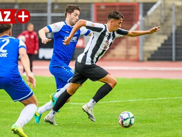 Fußball Oberliga: SG Wattenscheid 09: Verletzung überschattet vierten Sieg