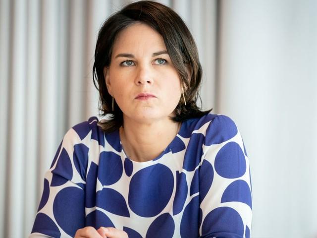 Annalena Baerbock entschuldigt sich für »N-Wort« in Interview