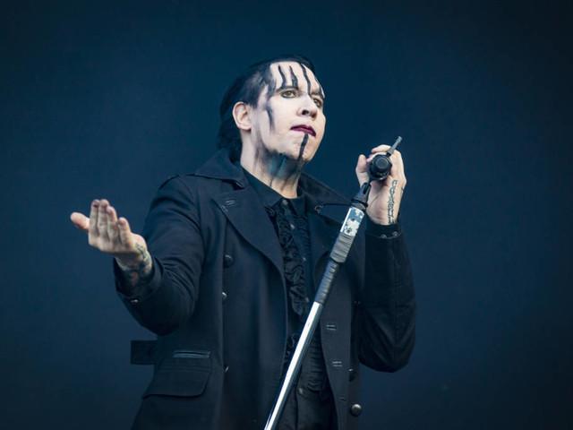 Black Sabbath? Jesus? Marilyn Manson gibt mit Instagram-Post Rätsel auf
