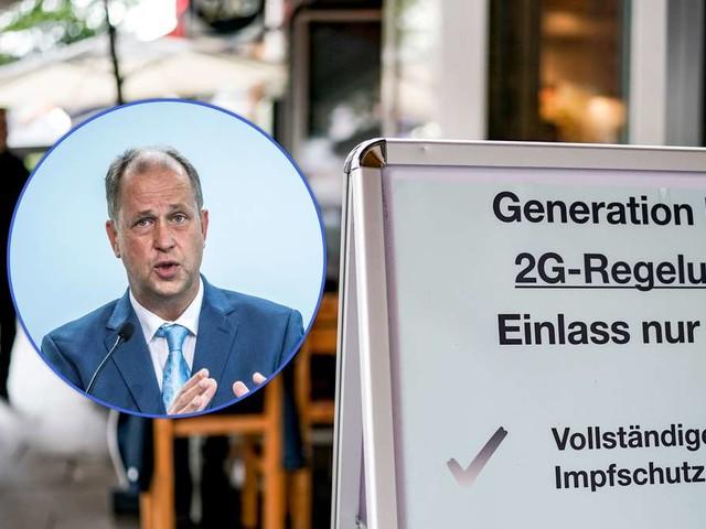 2G-Regel in NRW: Kommt strenge Corona-Maßnahme? Klare Tendenz