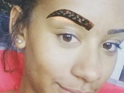 Augenbrauen des Grauens: Die neuen furchtbaren Trends bei Instagram