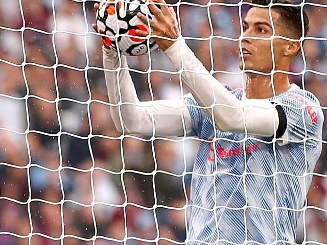 Ronaldo trifft auch bei 2:1-Sieg von ManUnited bei West Ham