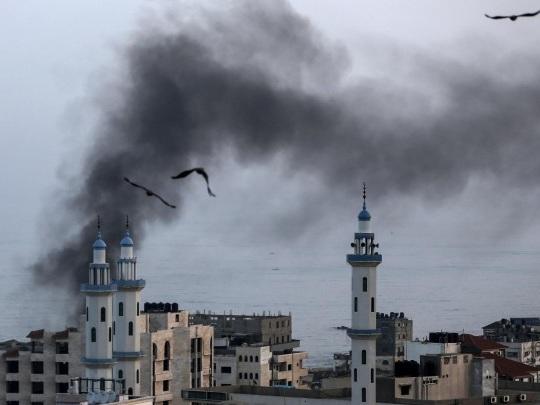 Nahost - Weitere Tote in Gaza
