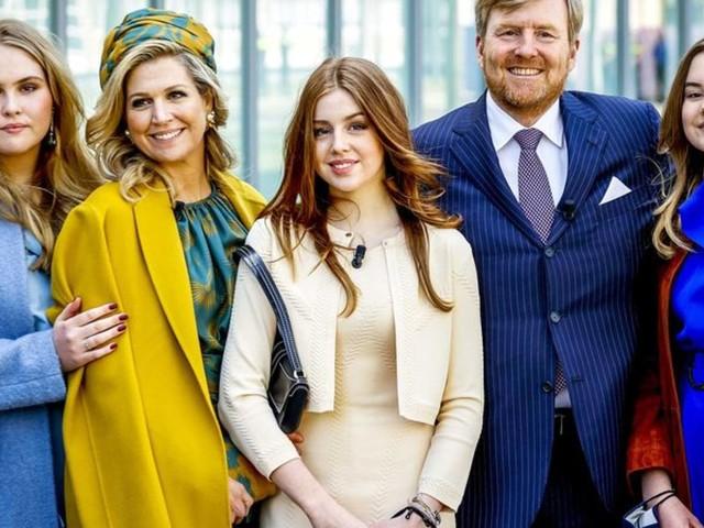 Royals : Königin Máxima: Dank Corona mehr Zeit für Familie
