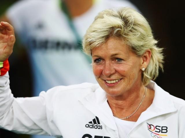 """Welttrainerin Silvia Neid: """"Ich bin überwältigt"""""""