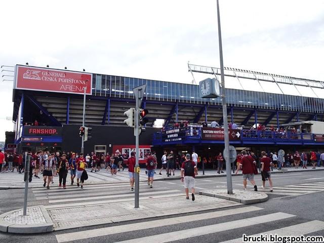 Sparta Praha – Rapid 2:0 (1:0)