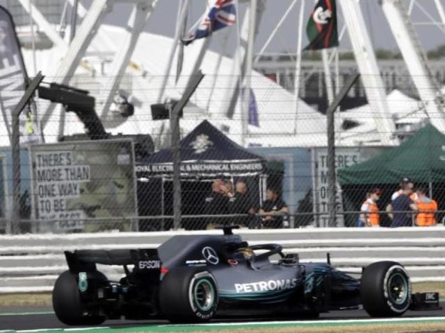 Alle Infos zum Großbritannien-GP der Formel 1 2021: Zeitplan, Übertragung, Strecke