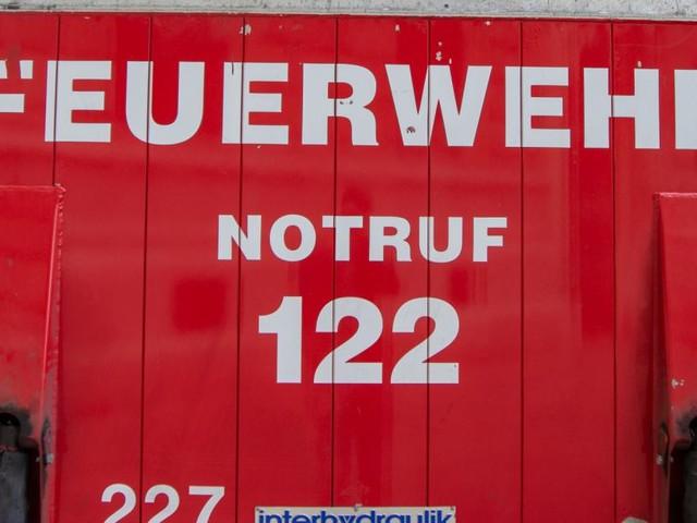 Sieggraben: E-Herd verursachte Wohnhausbrand