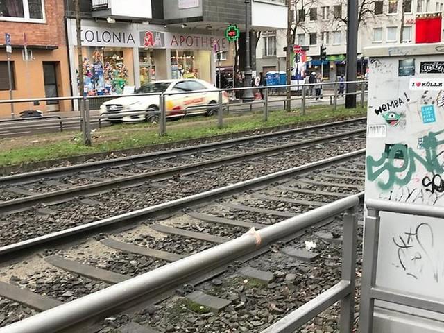 Köln - Anwalt nach tödlichem KVB-Unfall aus Haft entlassen