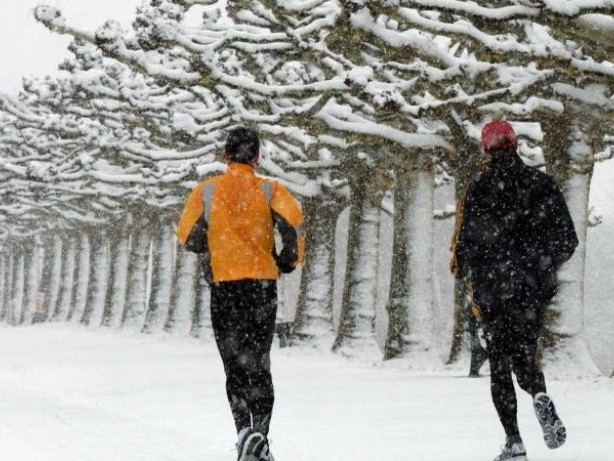 Von Joggen bis Radfahren: So bekommen Sportler im Winter keine Frostbeulen