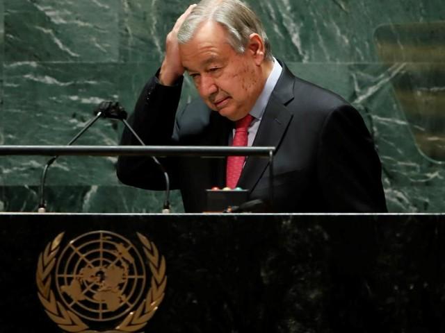 UN-Generalsekretär: Milliardäre fliegen ins All, während Menschen hungern