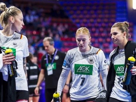 Handball-EM der Frauen: Keine Medaille für Deutschland