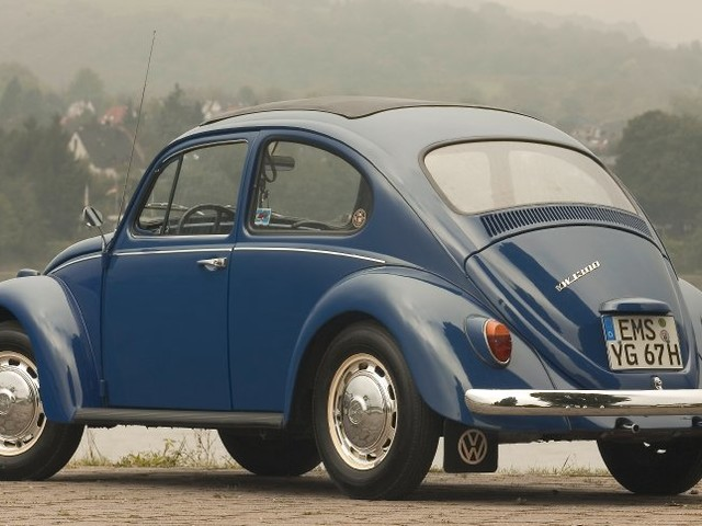 Oldtimer-Ranking: Ein VW Käfer aus denSiebzigern ist so teuer wie ein neuer Polo