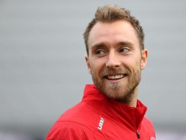 """""""Mit ihnen jubeln"""": Eriksen besucht sofort das dänische Team"""